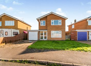 3 bed detached house for sale in Orchard Close, Donington, Spalding PE11
