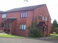 Thumbnail 1 bed property to rent in Kimberley Drive, Lydney