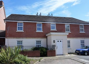 Thumbnail 1 bed flat for sale in Ickworth Close, Middlemore, Daventry