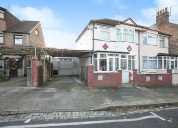 Thumbnail 3 bed semi-detached house for sale in Gatling Road, Abbey Wood, London