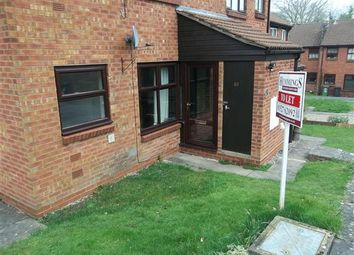 Thumbnail 1 bed flat to rent in Rangeworthy Close, Walkwood, Redditch, Walkwood, Redditch, Redditch