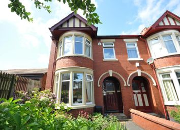 Thumbnail 3 bed end terrace house for sale in Ridgwood Avenue, Blackpool, Lancashire