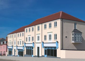 Thumbnail 2 bed flat for sale in Numbers 3, 8 & 9 Chi Tennyson, Plen Tenny, Nansledan, Cornwall