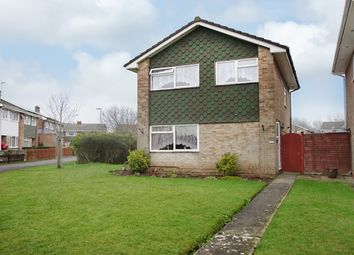 Thumbnail 3 bed detached house for sale in Finch Road, Chipping Sodbury, Bristol