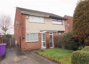 Thumbnail 2 bed semi-detached house for sale in Chestnut Road, Liverpool