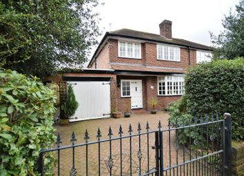 Thumbnail 3 bedroom semi-detached house for sale in Westbourne Road, Stockton Heath, Warrington