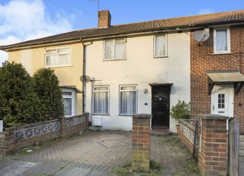 Thumbnail 3 bed terraced house for sale in Charminster Road, London, Greater London