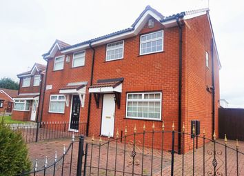 Thumbnail 3 bedroom semi-detached house for sale in Crompton Drive, Liverpool