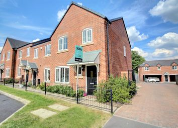 Thumbnail 3 bedroom end terrace house for sale in King Edmund Street, Dudley