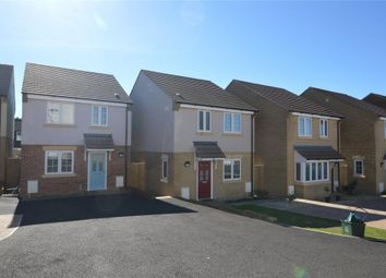 Thumbnail 3 bed detached house to rent in Lilac Haven, Honiton, Devon