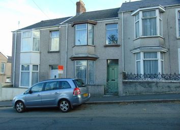 Thumbnail 5 bed terraced house for sale in Belle Vue Terrace, Pembroke Dock