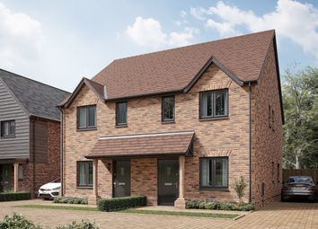 Thumbnail 2 bed semi-detached house for sale in Town Road, Cliffe Woods