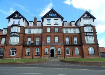 Thumbnail 2 bed flat for sale in 12 Trafalgar Court, Cromer Road, Mundesley, Norfolk