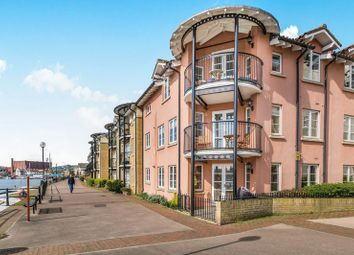 Thumbnail 2 bedroom flat for sale in Pooles Wharf Court, Hotwells