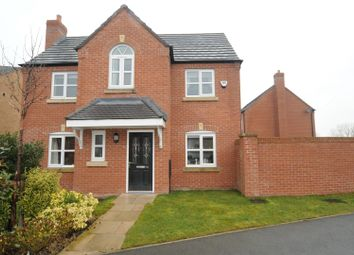 Thumbnail 4 bed detached house for sale in Powder Mill Road, Edgewater Park, Warrington