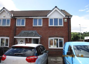 Thumbnail 3 bed semi-detached house to rent in Gwaun Y Cwrt, Caerphilly