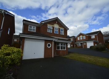 Thumbnail 4 bed detached house to rent in Hemsworth Way, Shrewsbury