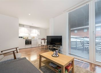 Thumbnail 1 bed flat to rent in Hillside, London