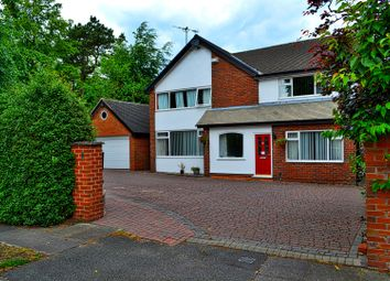 Thumbnail 4 bed detached house for sale in Chancery Lane, Stoke-On-Trent