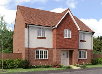 "Thumbnail 5 bed detached house for sale in ""Chichester"" at Radbourne Lane, Derby"