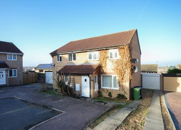 Thumbnail 3 bed semi-detached house to rent in Hillcrest, Bar Hill, Cambridge