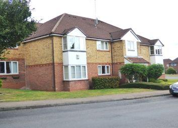 Thumbnail 1 bed flat to rent in Hunters Lane, Leavesden, Watford