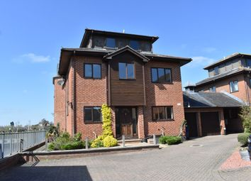 Thumbnail 4 bedroom detached house for sale in Harbour View, Bredon Road, Tewkesbury