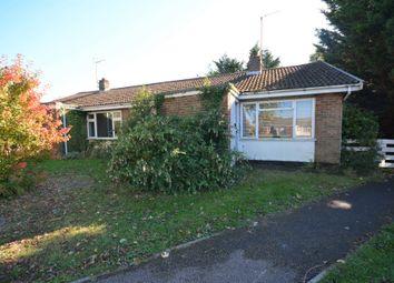 Thumbnail 2 bed semi-detached bungalow for sale in Shaw Avenue, Carlton Colville, Lowestoft