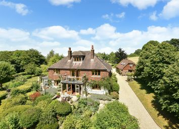 Thumbnail 6 bed detached house for sale in New Road, Meonstoke, Southampton, Hampshire