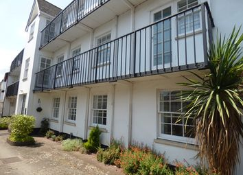 Thumbnail 2 bed flat to rent in Underhill Terrace, Topsham, Exeter