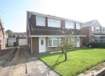 Thumbnail 3 bed semi-detached house to rent in Armadale Close, Stockton-On-Tees
