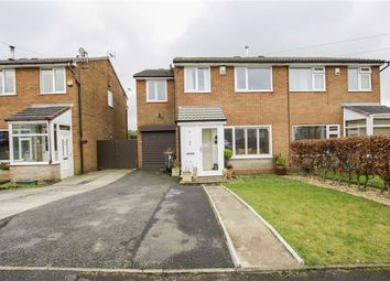 Thumbnail 4 bed semi-detached house for sale in Brooke Close, Baxenden, Lancashire