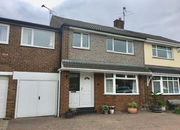 Thumbnail 3 bed semi-detached house for sale in Pont View, Ponteland, Northumberland, Tyne & Wear