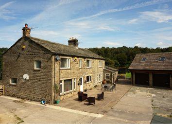 Thumbnail 6 bed farmhouse for sale in Slaymaker Lane, Oakworth