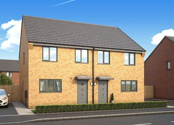 "Thumbnail 3 bed property for sale in ""Berkley"" at Kilcoy Drive, Kingswood, Hull"