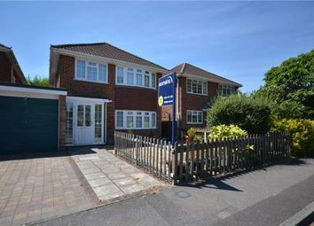 Thumbnail 4 bed detached house for sale in Cumberland Avenue, Basingstoke, Hampshire