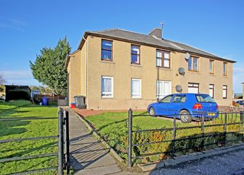 Thumbnail 3 bed flat for sale in Rosewell Road, Bonnyrigg