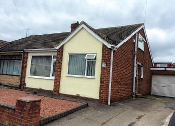 Thumbnail 3 bedroom semi-detached bungalow for sale in Samaria Gardens, Middlesbrough