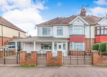 Thumbnail 5 bed semi-detached house for sale in Darland Avenue, Gillingham