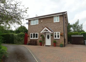 Thumbnail 3 bed detached house for sale in Mardon Close, Knutsford