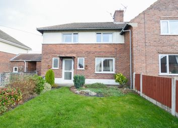Thumbnail 2 bed semi-detached house to rent in Elm Street, Hollingwood, Chesterfield