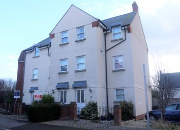 Thumbnail 3 bed town house to rent in Aspen Park Road, Weston-Super-Mare