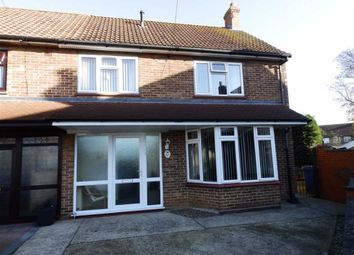 Thumbnail 3 bed semi-detached house for sale in Angus Close, Ipswich, Suffolk