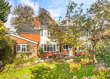 Thumbnail 4 bed detached house for sale in Barnes Close, Winchester, Hampshire