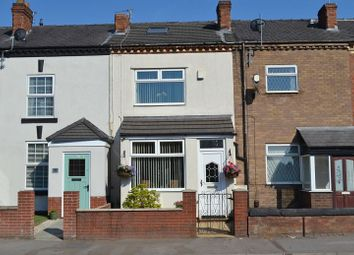 Thumbnail 3 bed terraced house for sale in Poolstock Lane, Poolstock, Wigan
