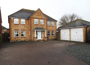 Thumbnail 5 bed detached house for sale in Mackintosh Close, Rochester, Kent