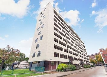 Thumbnail 3 bed flat to rent in Hallfield Estate, London