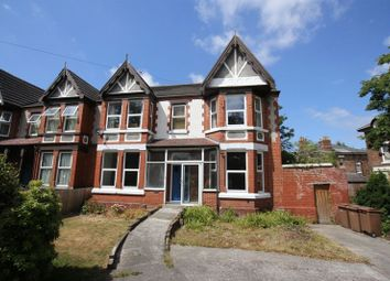 Thumbnail 5 bed semi-detached house for sale in Cearns Road, Oxton, Wirral
