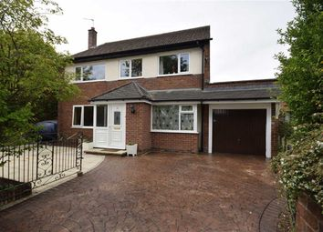 Thumbnail 4 bed detached house for sale in Lourdes Avenue, Lostock Hall, Preston, Lancashire