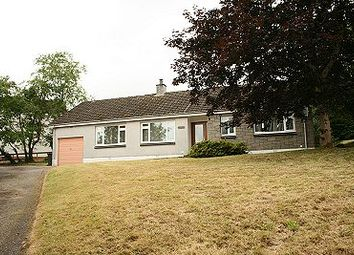 Thumbnail 3 bed detached bungalow for sale in Old Hall Drive, Newton Stewart